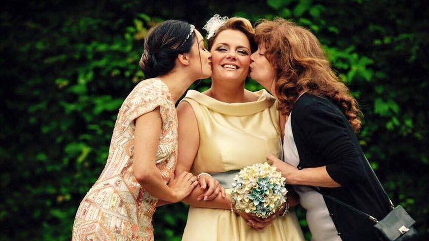 GZSZ-Star total happy: Anne Menden im Hochzeitsfieber