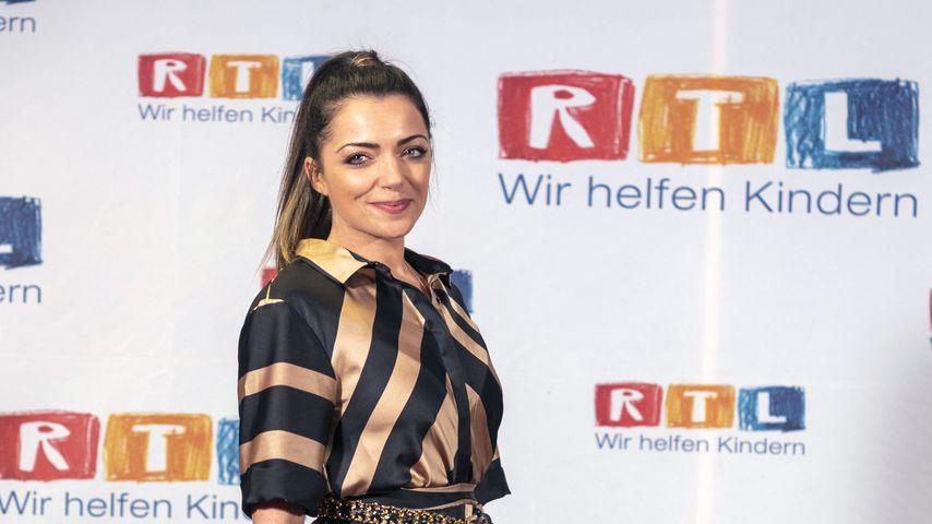 Schauspielerin Anne Menden, November 2019