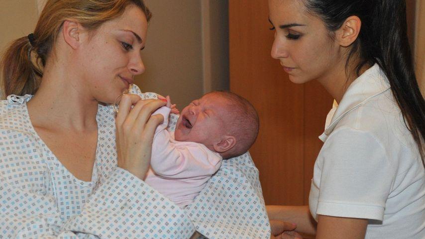 GZSZ: Seht hier die ersten Fotos von Emilys Baby