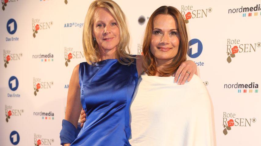 Jenny Jürgens und Anne Moll