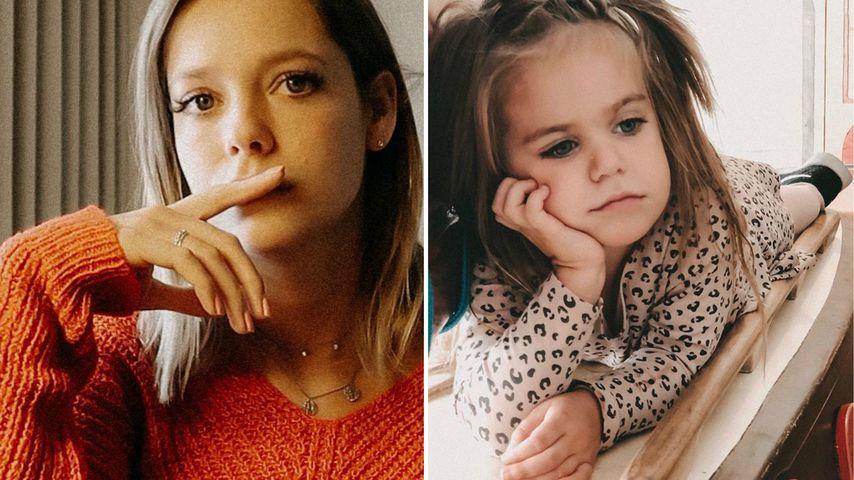 Hartes Los: Anne Wünsches Tochter Juna kämpft mit Verdauung