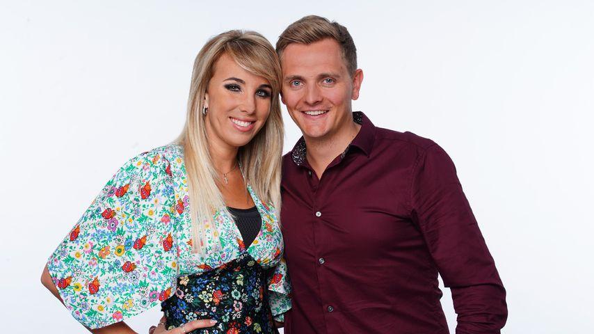 """Annemarie Eilfeld und Tim Sandt, """"Sommerhaus der Stars""""-Teilnehmer 2020"""
