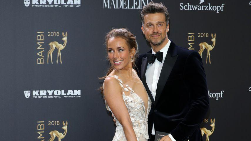 Annemarie gehört zu ihm: Wayne Carpendale warnt Oscar-Stars