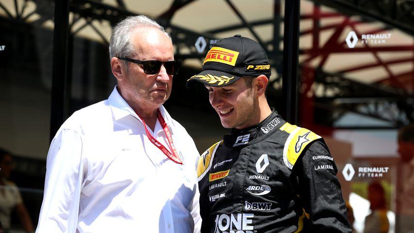 Mit 22 Jahren: Formel-2-Pilot stirbt bei Rennen in Belgien