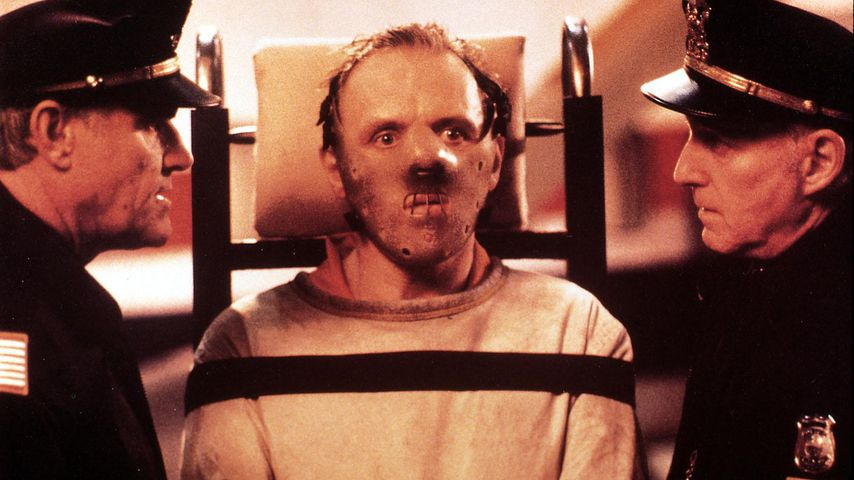 """Anthony Hopkins als Hannibal Lecter in """"Das Schweigen der Lämmer"""""""