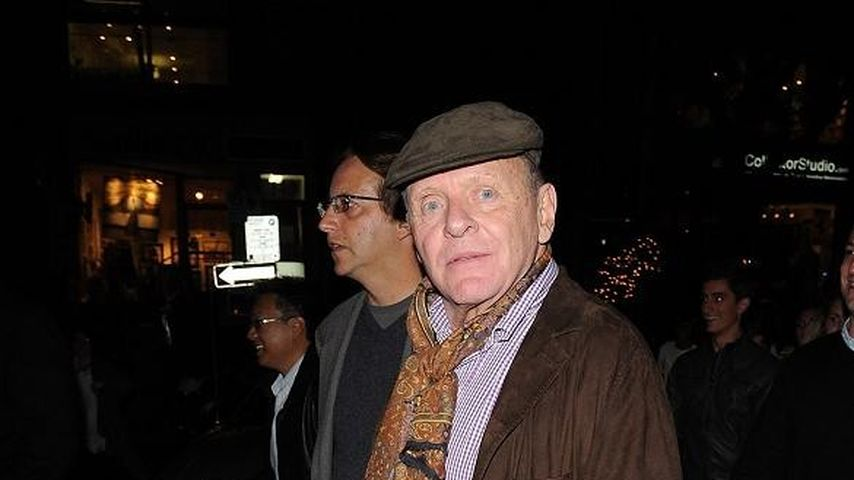 Anthony Hopkins: 36 Kilo abgespeckt