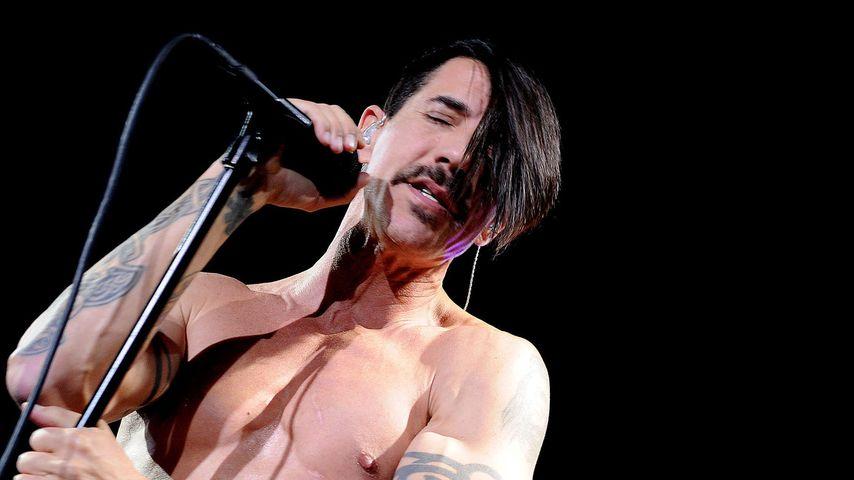 Anthony Kiedis prügelt sich mit Security-Mann