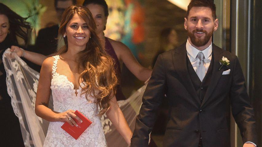 Lionel Messi total happy: 2. Kind für den Weltfußballer