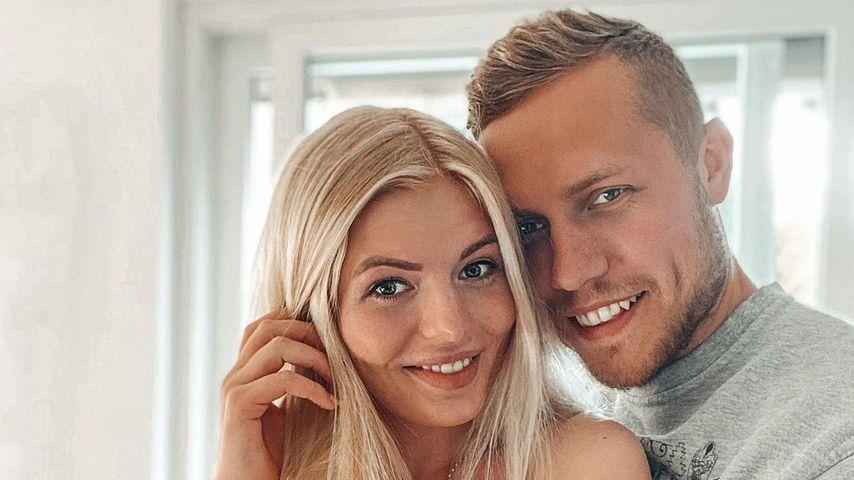 """Antonia und Patrick, """"Bauer sucht Frau""""-Teilnehmer 2020"""