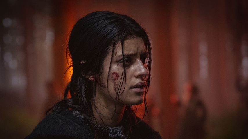 """Anya Chalotra als Yennefer in """"The Witcher"""""""