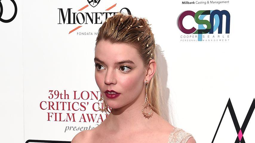 Anya Taylor-Joy im Januar 2019