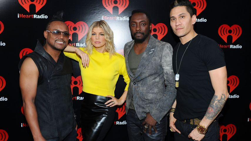 "apl.de.ap, Fergie, Will.i.Am und Taboo beim ""iHeartRadio Music Festival 2011"""