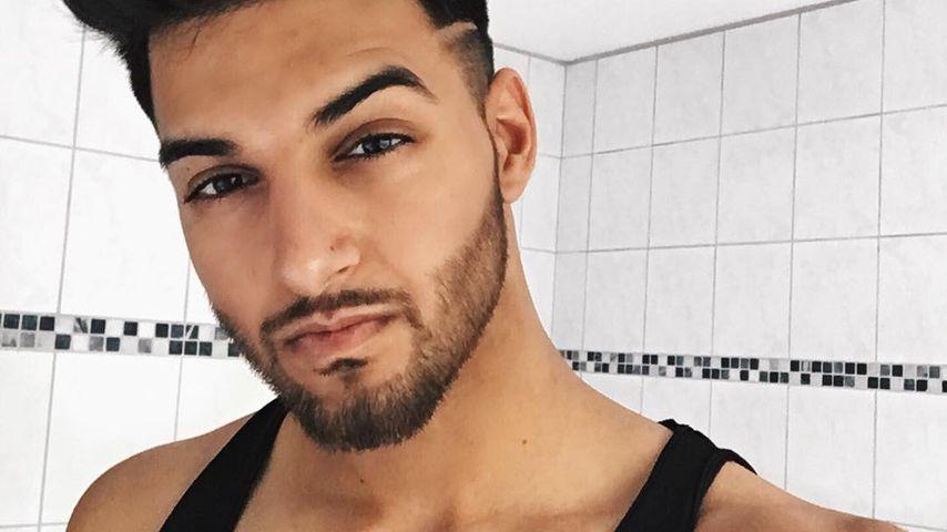 Polizei-Einsatz: Haus von YouTube-Rapper ApoRed gestürmt!