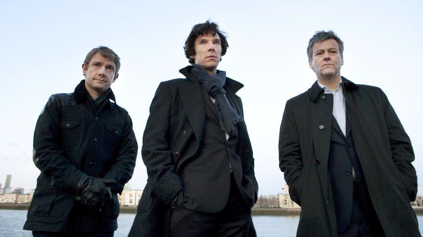 """Ausgezeichnet! """"Sherlock"""" bekommt Jupiter-Award"""
