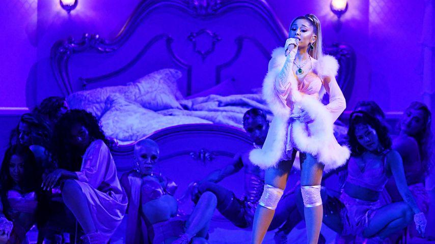 Ariana Grande bei den Grammy Awards 2020