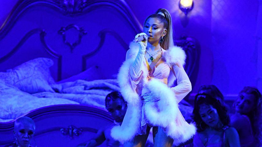 Ariana Grande bei den Grammys 2020