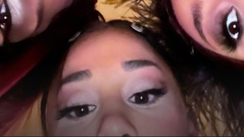 Ariana Grande, Doja Cat und Megan Thee Stallion, 2021
