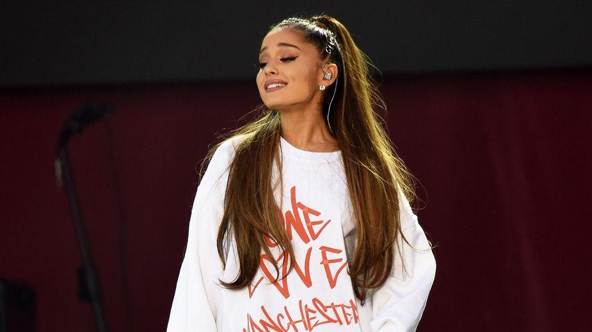 """Ariana Grande beim """"One Love Manchester""""-Benefizkonzert"""