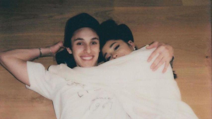 Ariana Grande mit Boyfriend Dalton Gomez