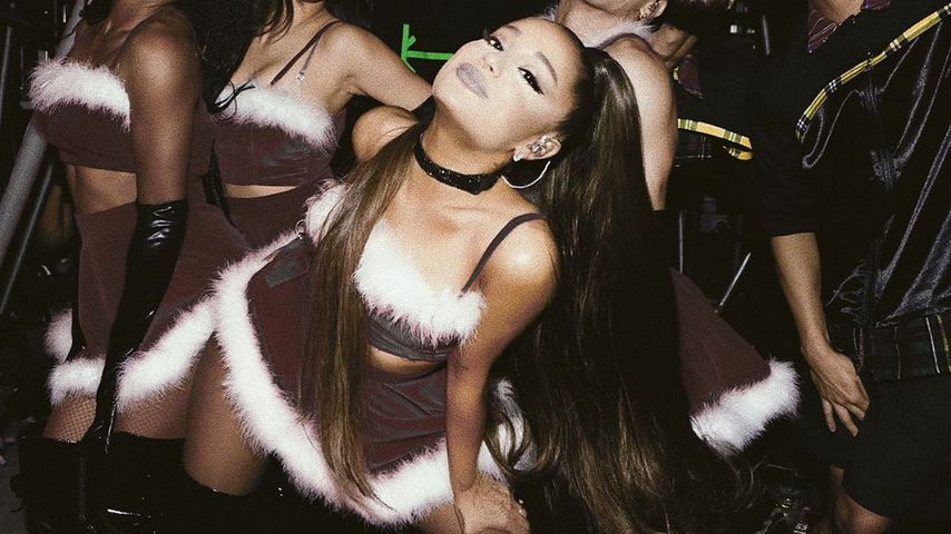 Sängerin Ariana Grande im Dezember 2020