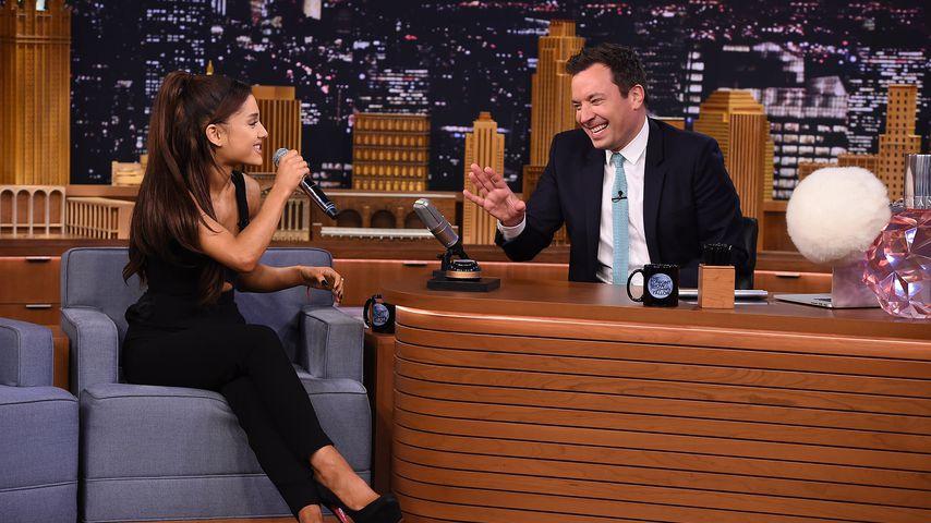Erstes Interview nach Anschlag: Ariana Grande den Tränen nah