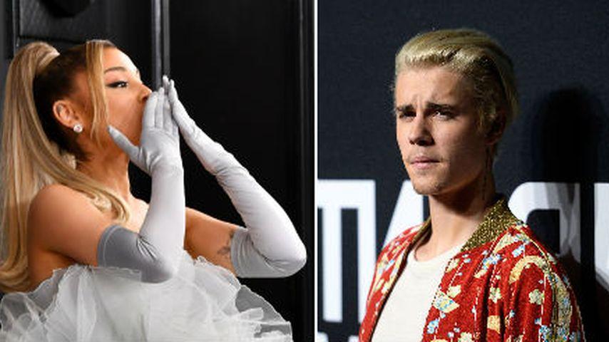 So hat Ariana Grande Justin Bieber beim Comeback geholfen!