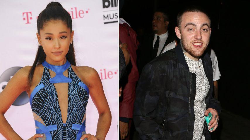Heißes Date: Ariana Grande & Rapper Mac Miller ein Paar?