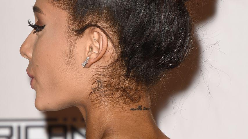 Ariana Grande bei American Music Awards 2015