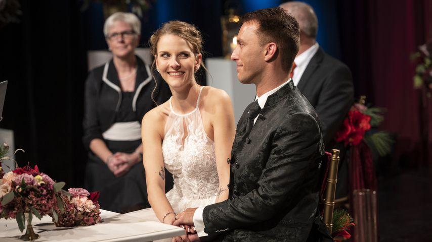 """""""Hochzeit auf ersten Blick"""": Jawort bei Ariane und Martin"""