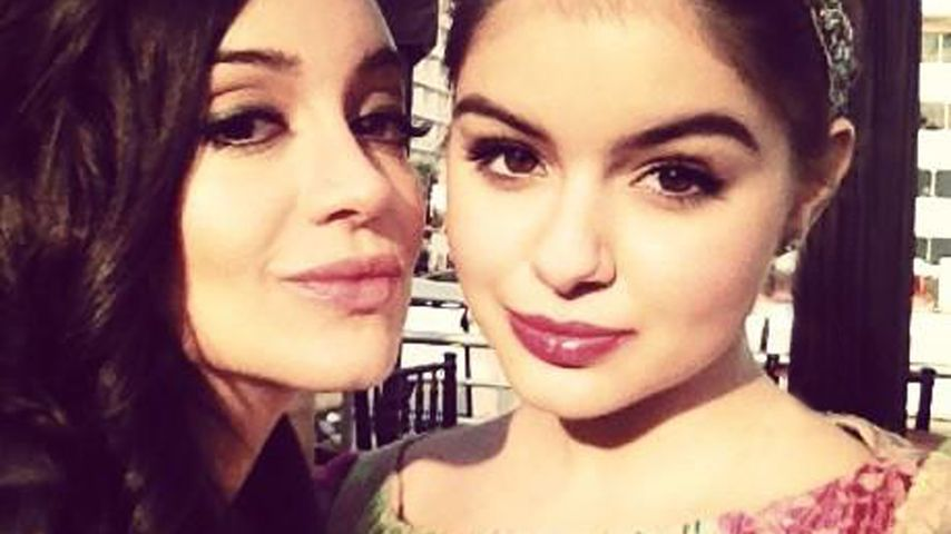 Shanelle Gray und Ariel Winter