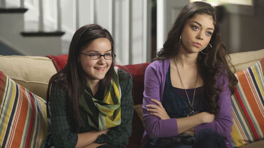 Ariel Winter und Sarah Hyland in ihren Rollen bei Modern Family