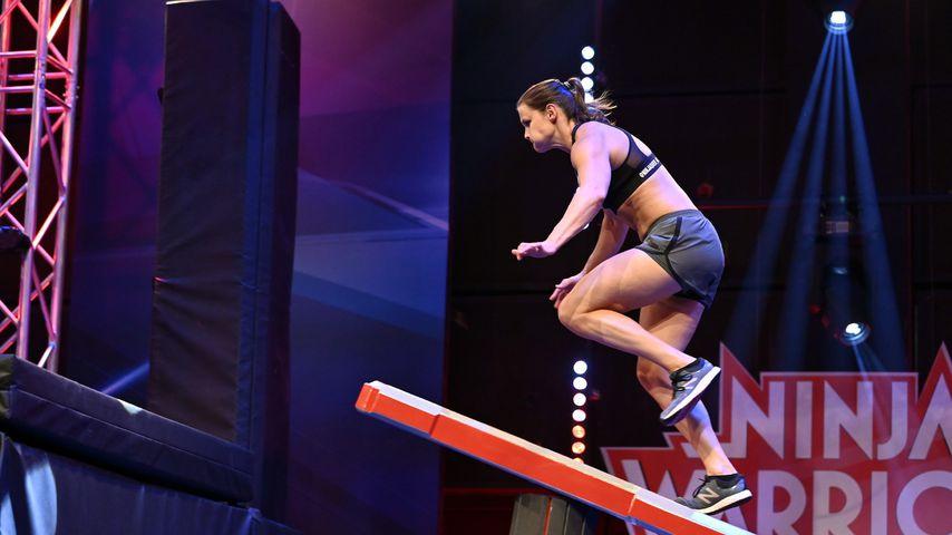 """Wie Freund: """"Ninja Warrior""""-Arleen scheitert im Halbfinale"""