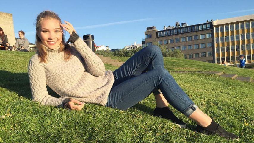 Arna Yr Jónsdóttir in Reykjavik