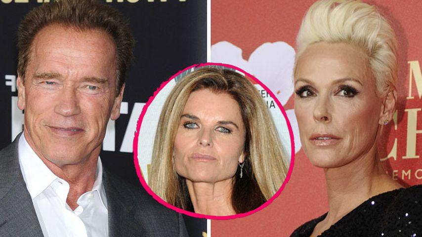 Schwarzenegger gibt Affäre mit Brigitte Nielsen zu