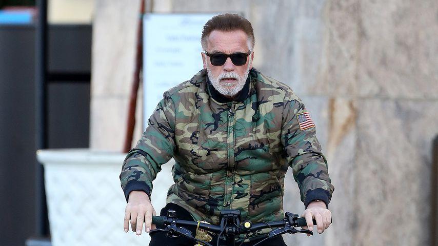 Arnold Schwarzenegger in Los Angeles