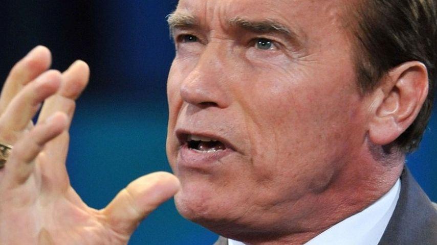 Arnold Schwarzenegger wieder dick im Filmgeschäft