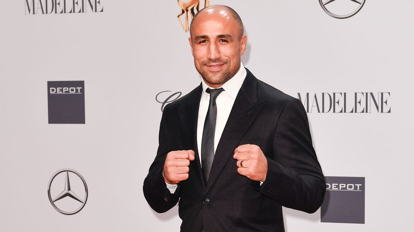 """Arthur Abraham bei """"Tribute to Bambi"""" in Berlin"""