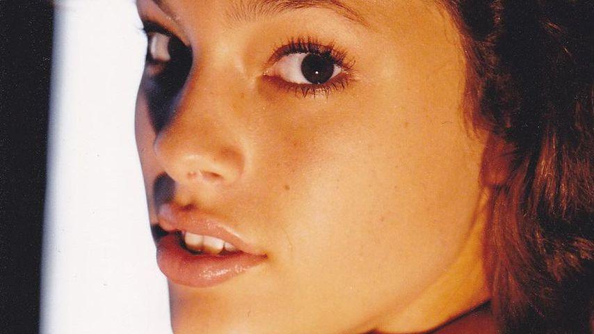 Ashley Graham im Alter von 14 Jahren