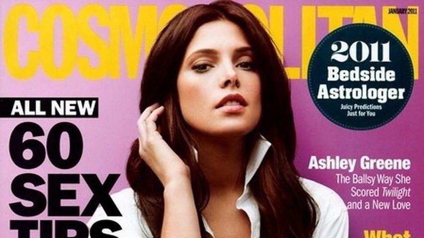 Ashley Greene super sexy!