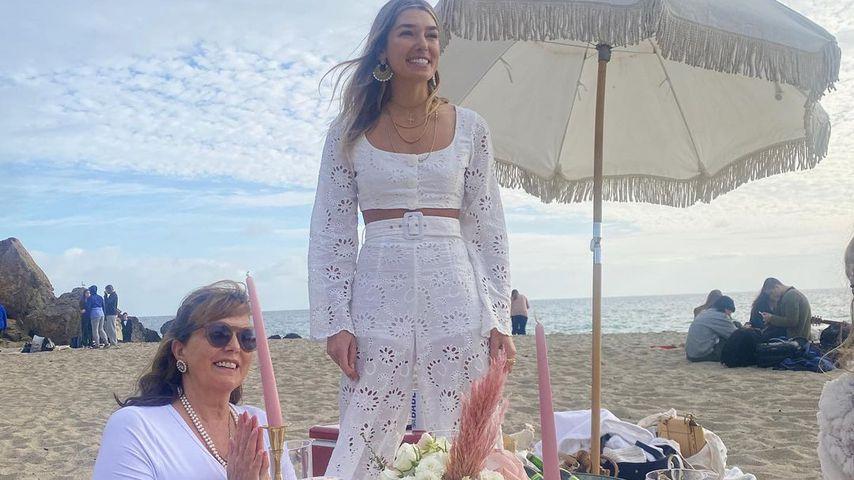 Ashley Hart in Malibu im Oktober 2020