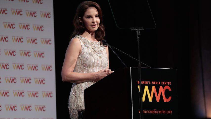 """Ashley Judd bei den """"Women's Media Awards"""" 2017"""