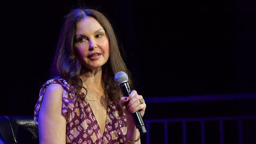 Ashley Judd: Medikamente veränderten ihr Gesicht