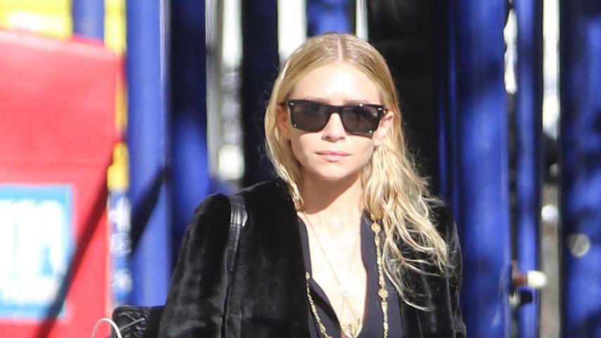 Ashley Olsen in New York