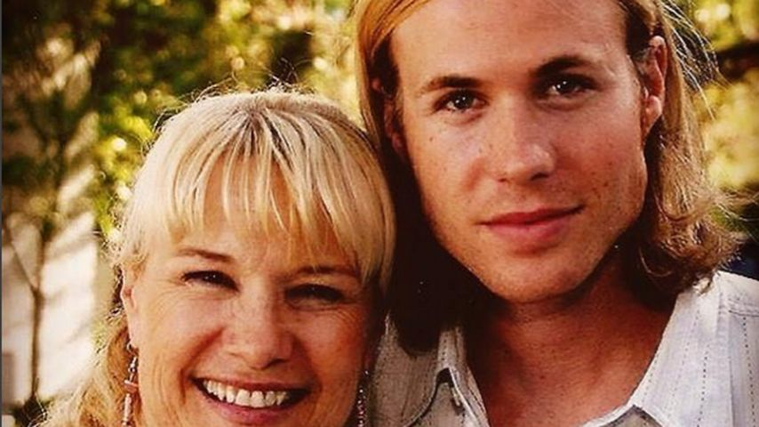 Horror-Crash: Ashley Parker Angel in Sorge um seine Mutter