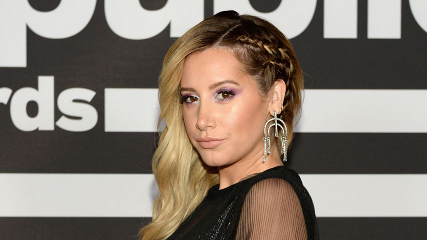 Ashley Tisdale im Februar 2019