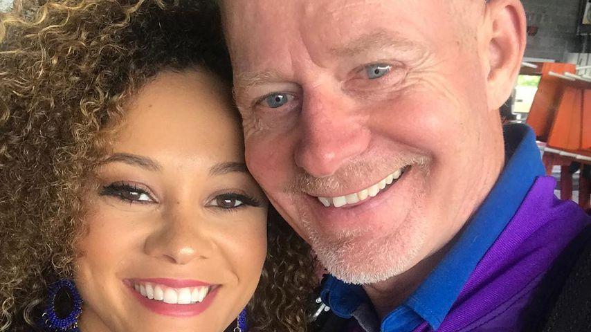 Ashley und Michael Darby im Mai 2018