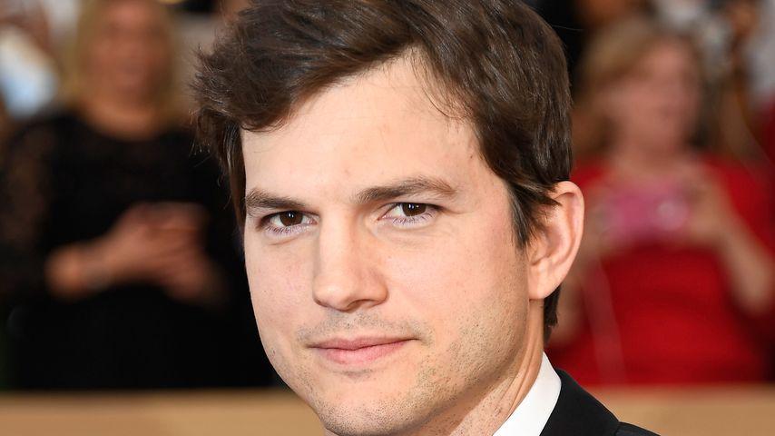 Ashton Kutcher in Los Angeles, Kalifornien