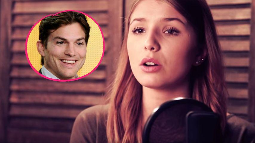 Ashton Kutcher ist ihr Fan: Nürnbergerin verzaubert YouTube
