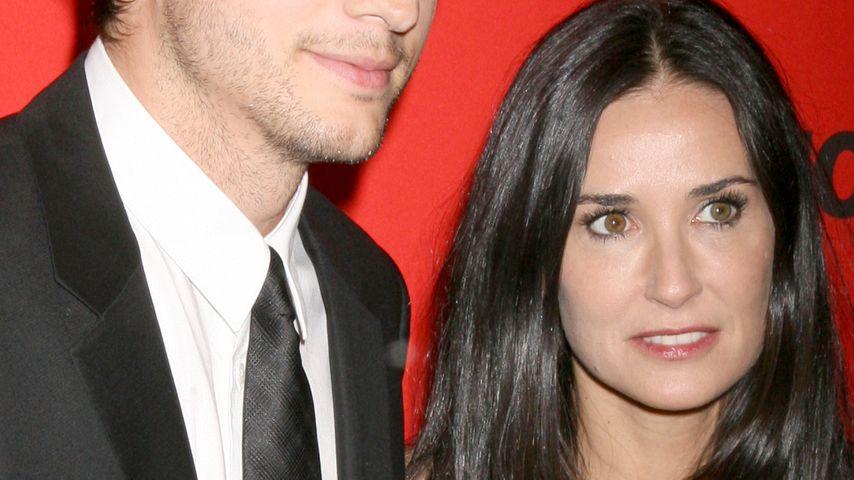 Demi & Ashton: Scheidungs-Papiere unterschrieben!