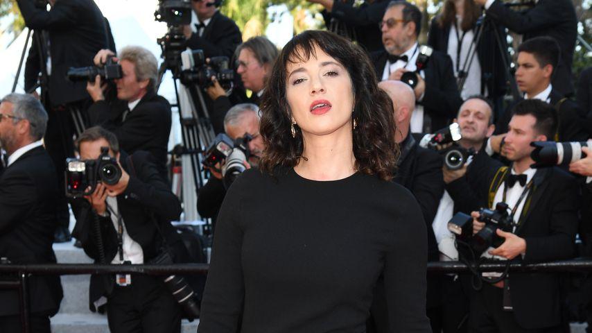 Asia Argento bei den Filmfestspielen in Cannes 2018